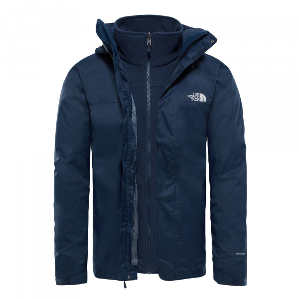 reputable site 68af0 fe156 The North Face M Evolve II Triclimate Jacket Winterjacke
