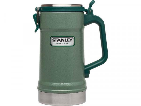 Vacuum Steel Stein Krug