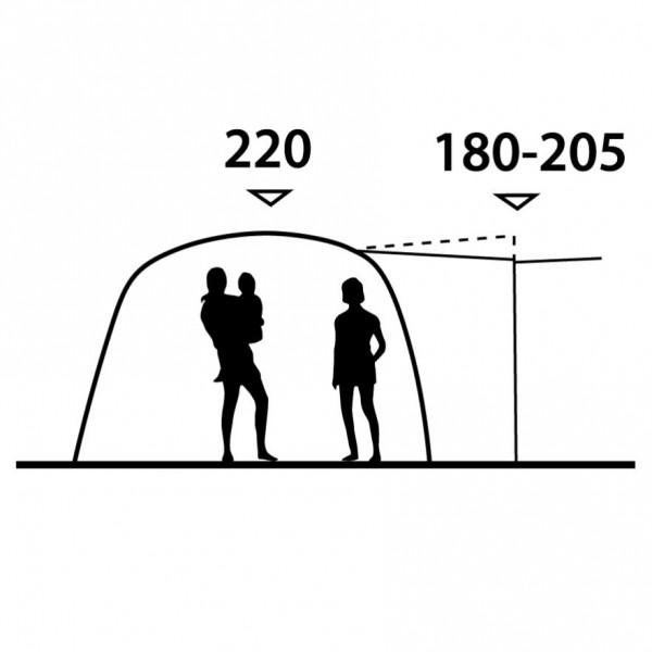 Milestone Air Luftvorzelt