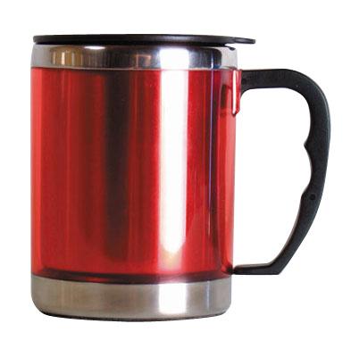Thermobecher Mug rot Gr. XS