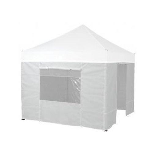 4er set seitenw nde f r den pro pavillon 3x3m faltzelt. Black Bedroom Furniture Sets. Home Design Ideas