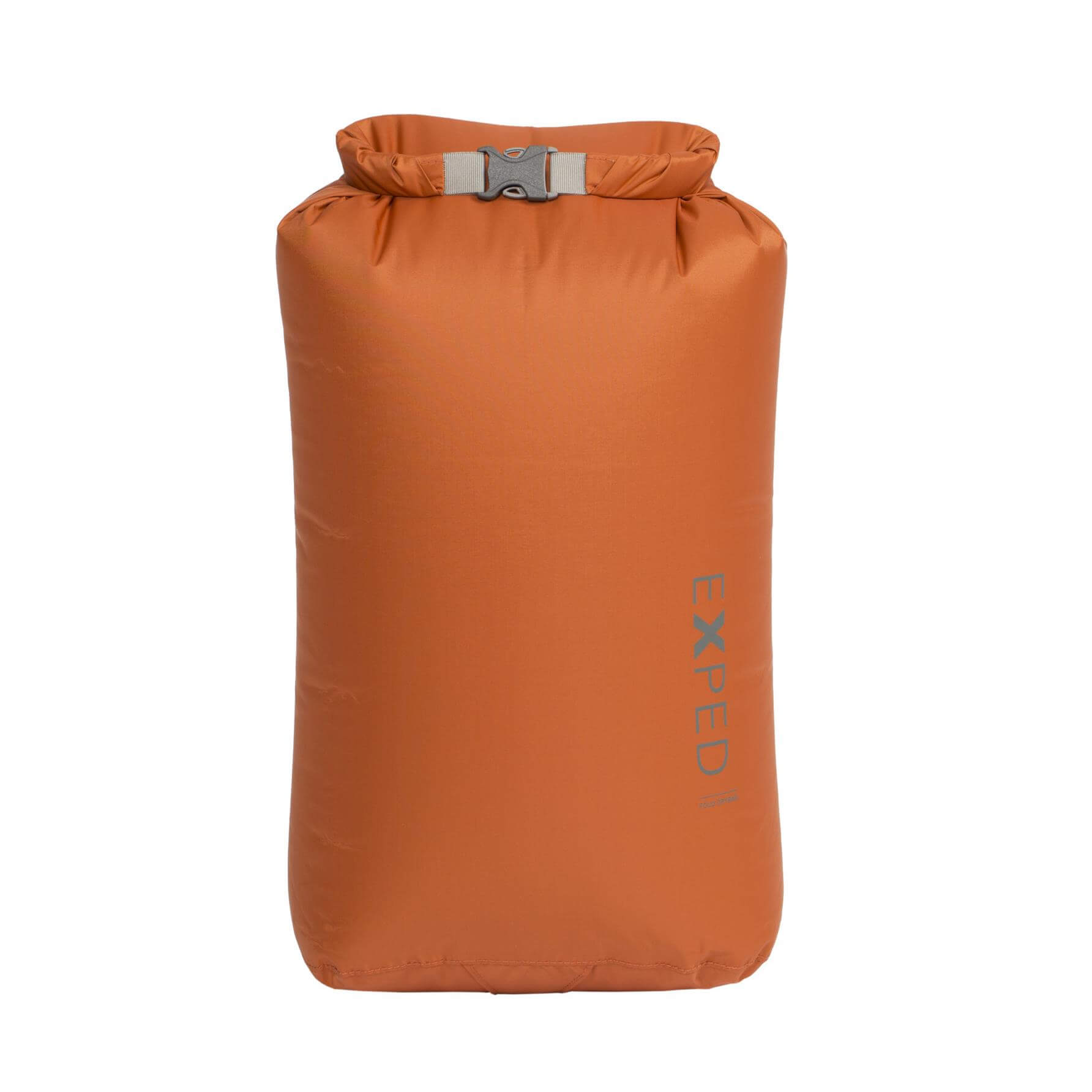 Image of Exped Fold Drybag M Packsack terracotta