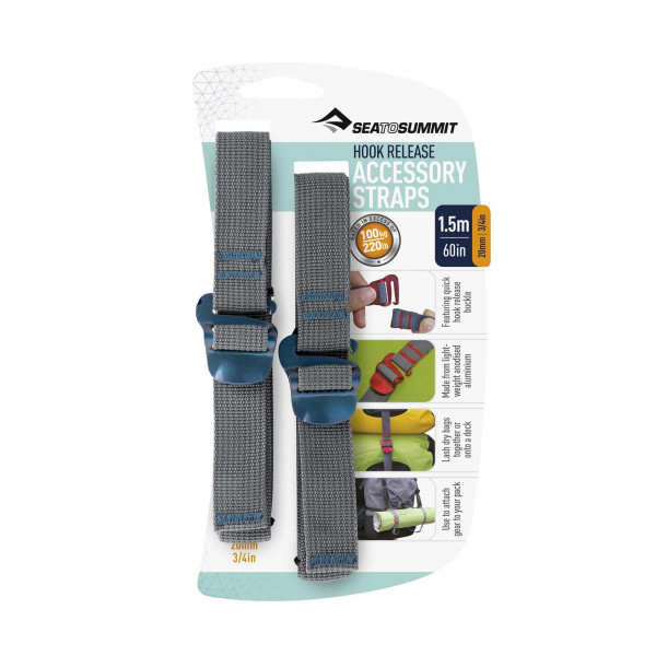 Tie Down Accessory Straps 1,5m 20mm Fixiergurte
