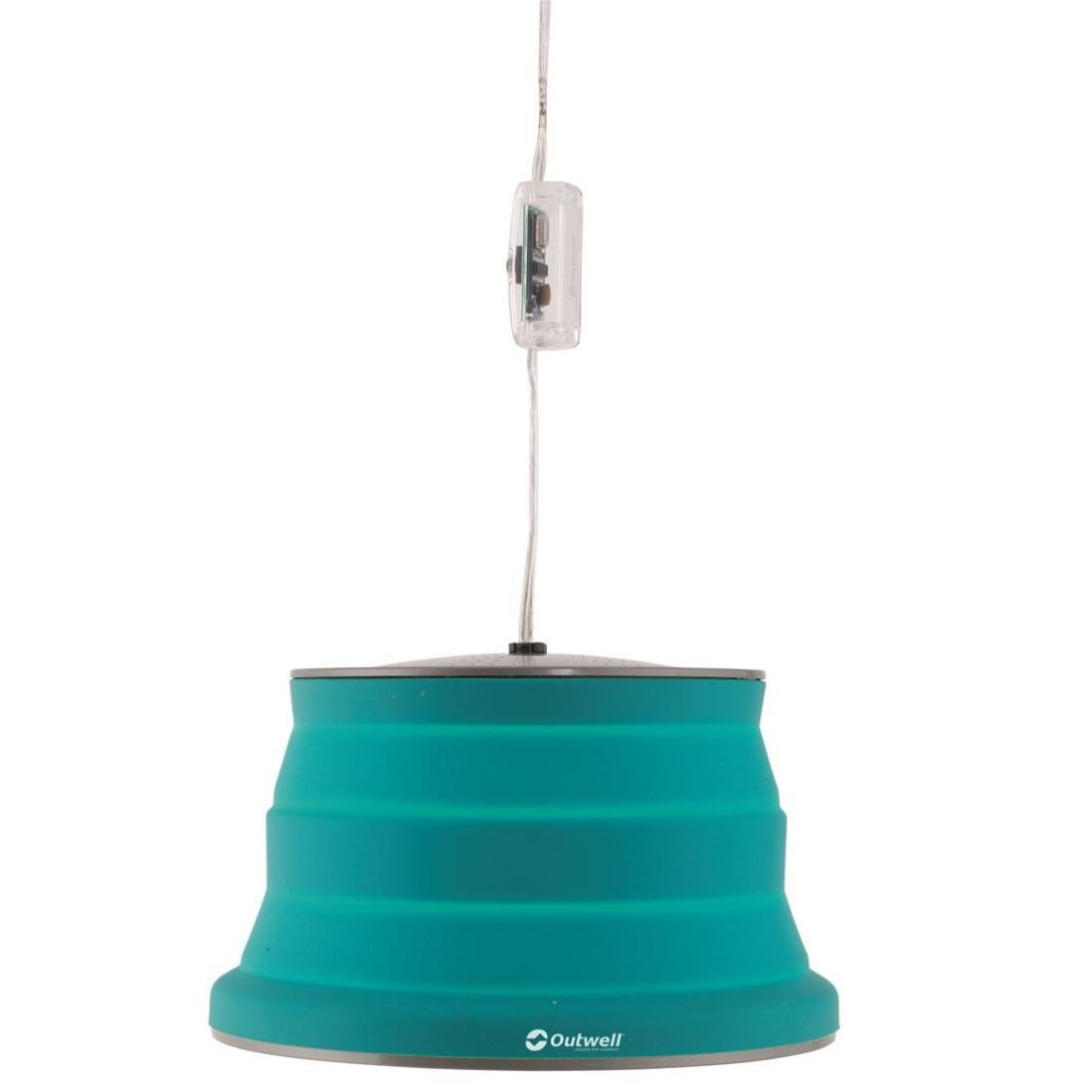 Outwell Orion inkl. Fernbedienung Campinglampe deep blue