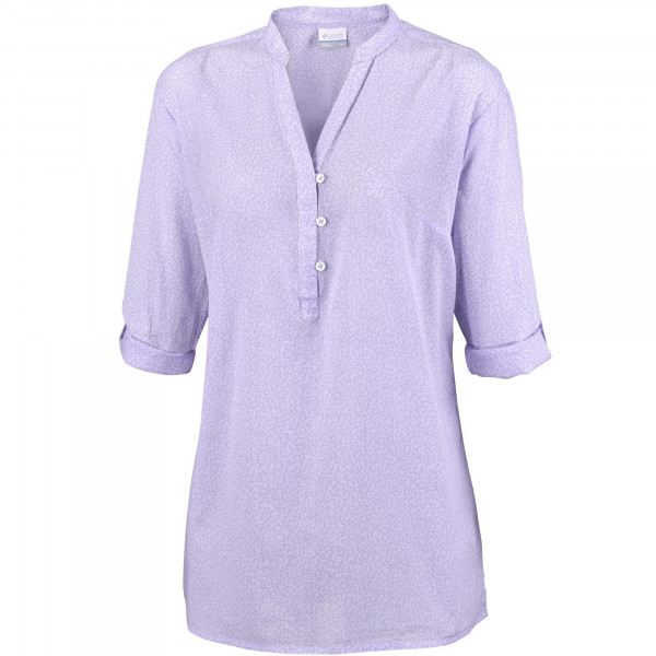 Early Tide Long Sleeve Shirt Reisebluse