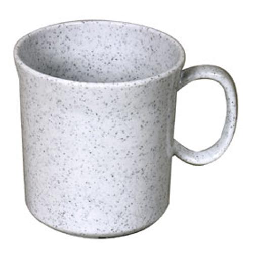 Melamin Henkelbecher, 400 ml granit