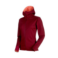 Ultimate V SO Hooded Jacket Women Softshelljacke XS
