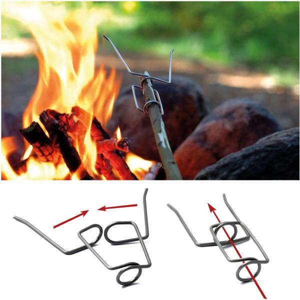 Granpa's FireFork Feuergabel