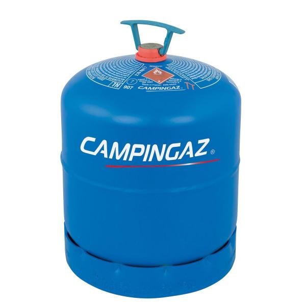Flasche R 907, voll mit Butangas