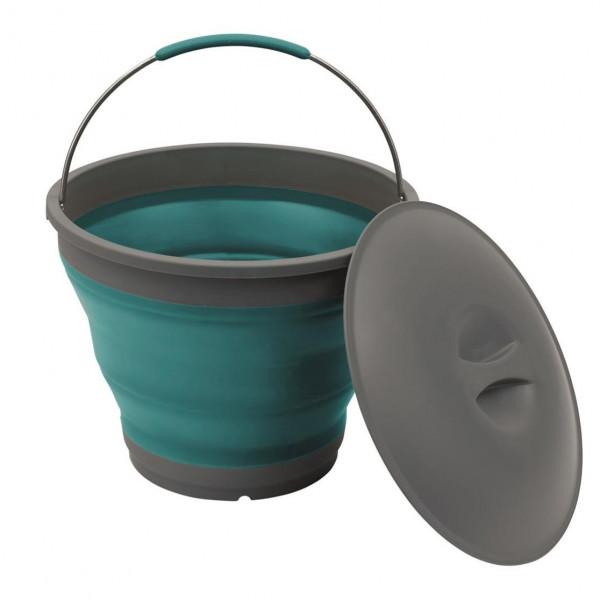 Collaps Bucket mit Deckel Eimer