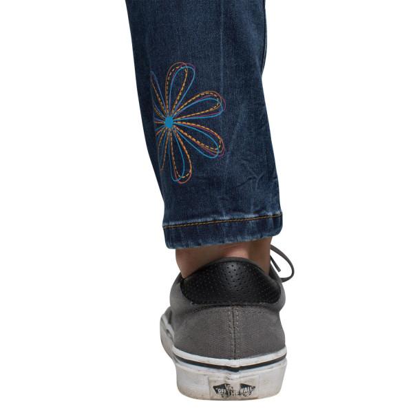 Denim Legging Damen Kletterhose