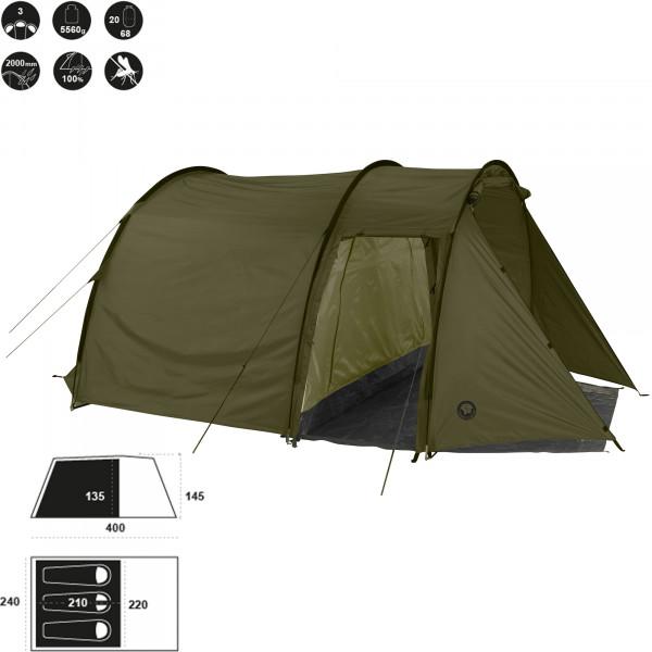 Robson Campingzelt