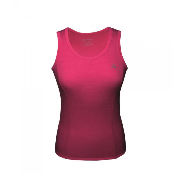 Merino Sport Shirt Top W Funktionsunterwäsche
