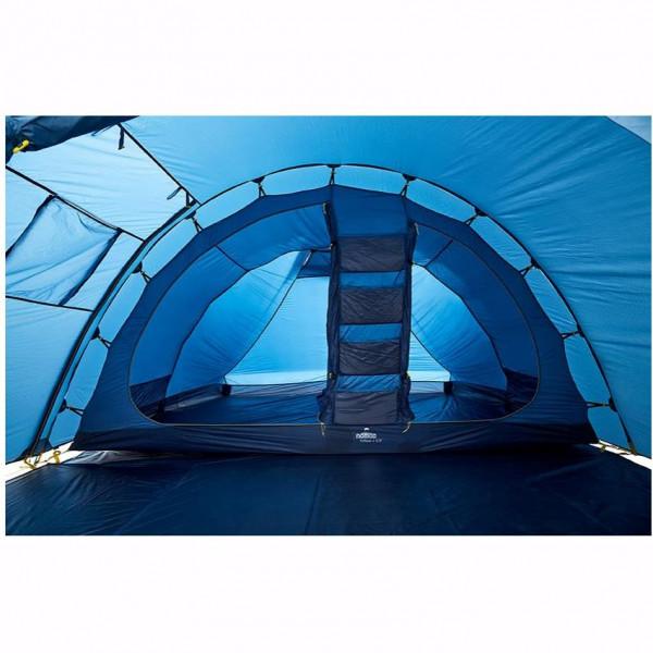 Tellem 4 SLW titanium blue Campingzelt