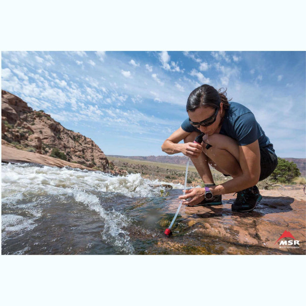Trail Base Water Filter Kit Wasserfiltersystem