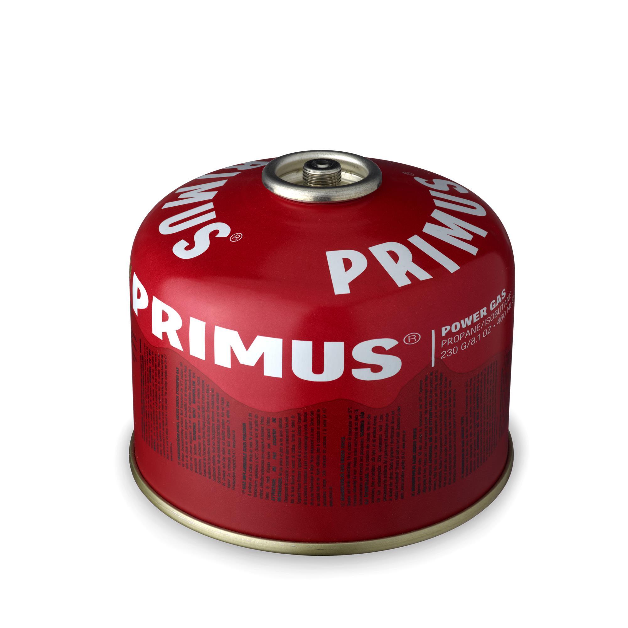 Primus Power Gas Ventilgaskartusche 230g