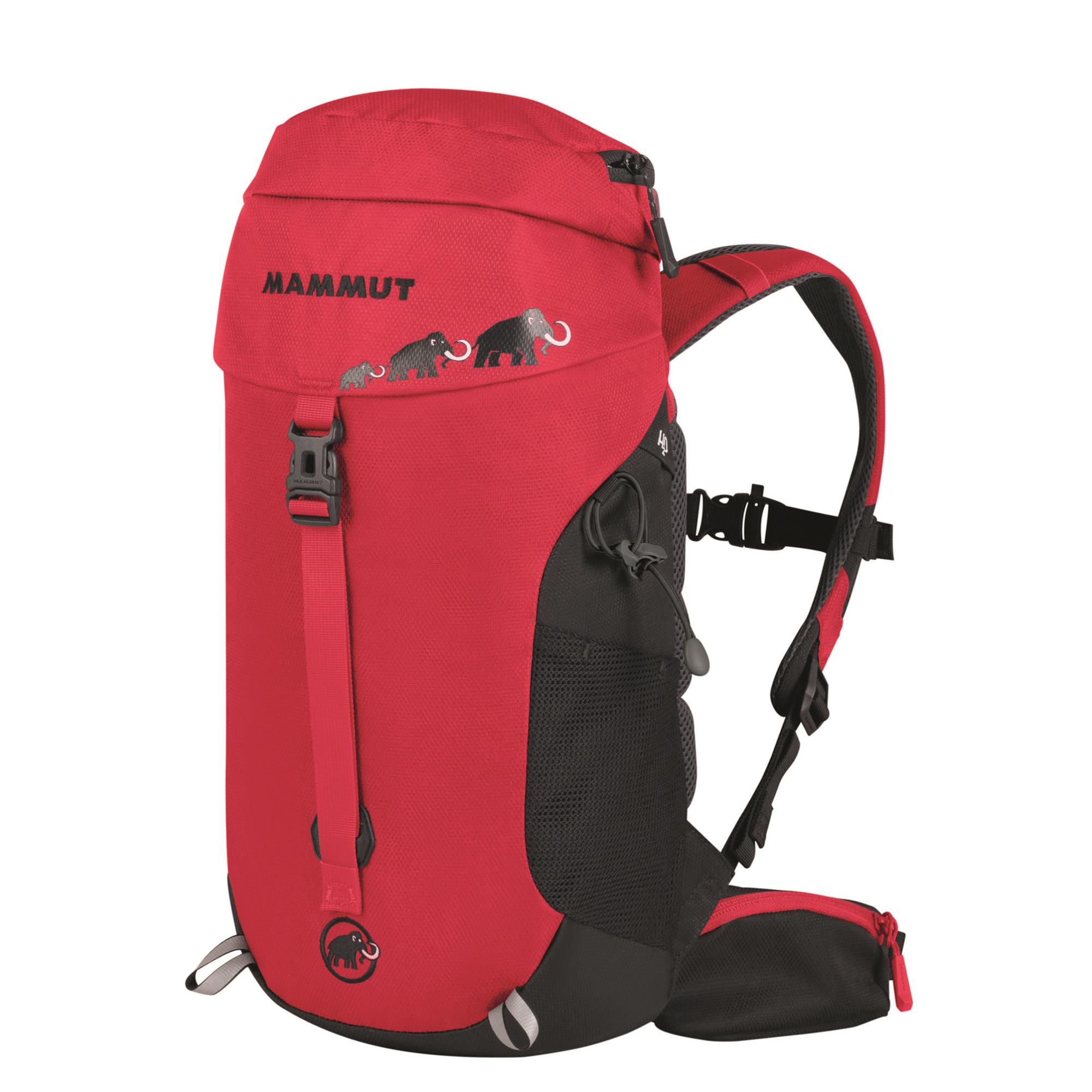 Mammut First Trion 12L Kinderrucksack rot