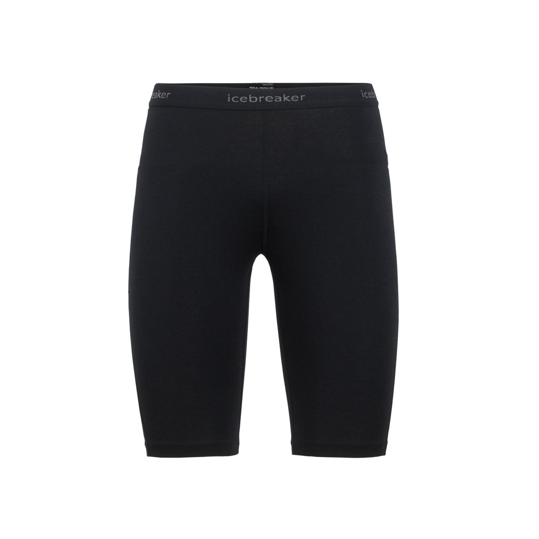 Icebreaker Zone Shorts Damen Funktionsunterhose schwarz