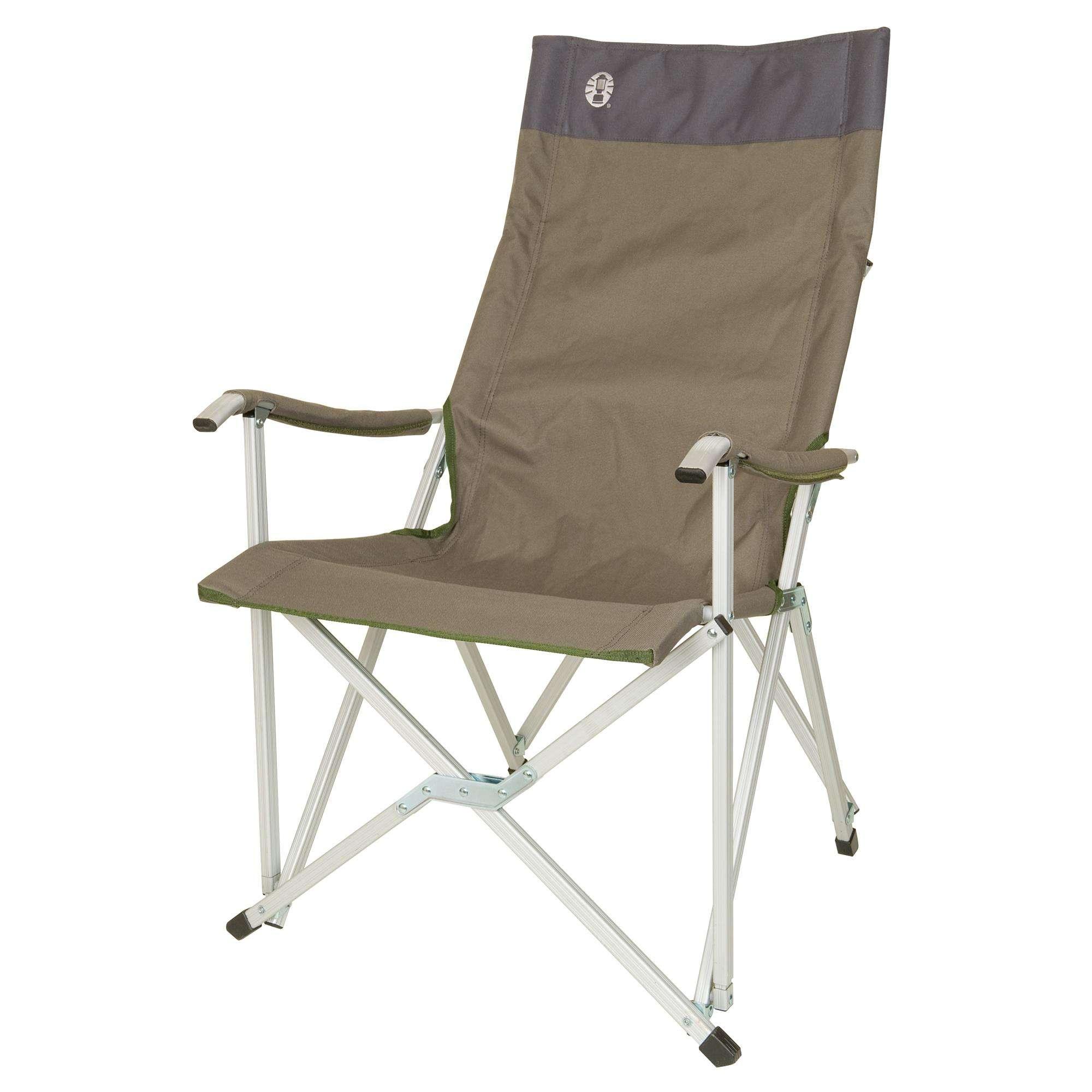 Campingstuhl Coleman.Camping Möbel Coleman Campingstuhl Deck Chair Khaki