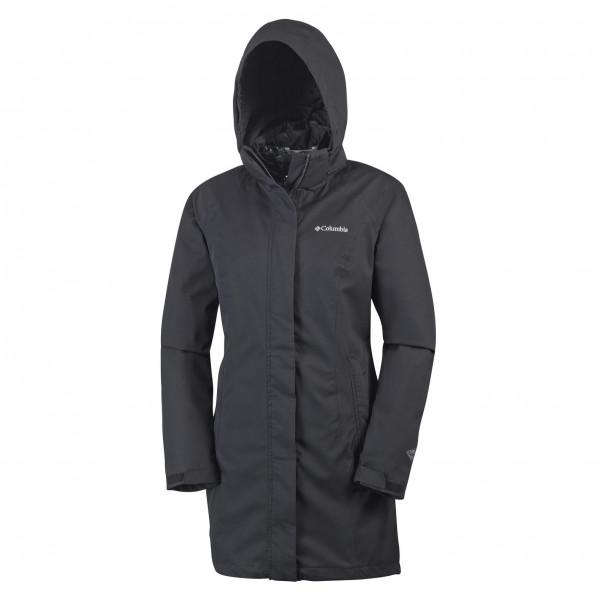 Salcantay Long Hooded Interchange Jacket women Wetterschutzparka