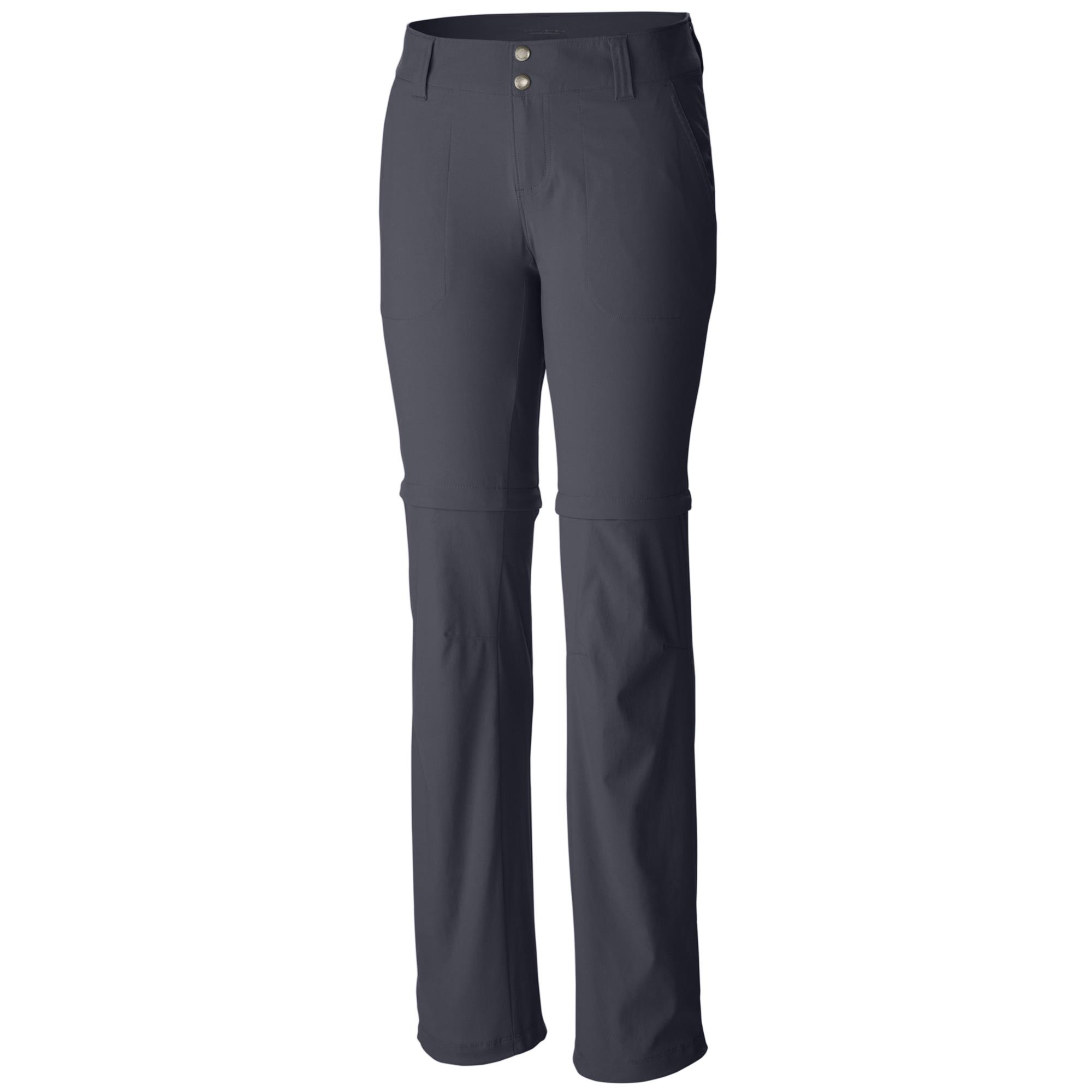 Columbia Saturday Trail II Convertible Pant women Wanderhose dunkelblau Damen Preisvergleich